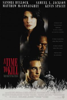 A Time to Kill (1996) Review Streaming Movies, Hd Movies, Film Movie, Movies To Watch, Dustin Hoffman, Kevin Spacey, Denzel Washington, Matthew Mcconaughey, Sandra Bullock