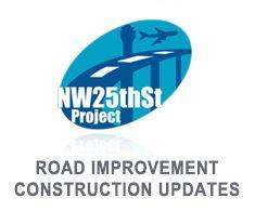 Road Improvement Construction Updates
