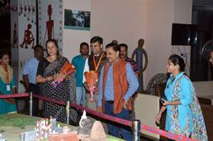 फिल्म अभिनेत्री श्रीमती संजना कूपर शनिवार को नया रायपुर स्थित हमर छत्तीसगढ़ योजना के https://www.facebook.com/hamarcg2016/posts/1069168019848050