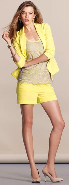 Say hello to yellow! ♥✤ | Keep the Glamour | BeStayBeautiful