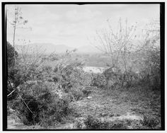 [View towards position of American forces from San Juan Hill, Santiago de Cuba, Cuba] | Library of Congress
