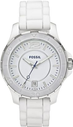 3249ea21c27  99.95 Ladies Fossil Watches -Silicone Ceramic Ladies Watch Fossil Watches