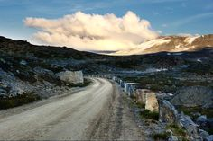 Gamle Strynefjellsvegen - National Tourist Routes in Norway