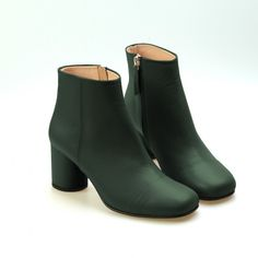 ORLA- FOREST LEATHER
