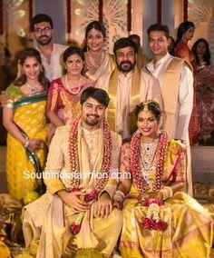 Sreeja – Kalyan Wedding
