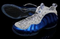 super popular 21f0e bd712 Sport Royal Game Nike Air Foamposite One Royal Wolf Grey 314996 401