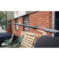 High Quality Telescopic Water Fed Poles - Advanced Design, Extremely Light, Ultra Rigid and Long Lasting. Glass Fibre to HM Carbon Fibre - available for next day delivery. Window Cleaning Equipment, Water Fed Pole, Window Cleaner, Carbon Fiber, Evolution, Windows, Pure Products, Pocket, Detail