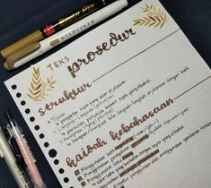 A post from Font sama, kehabisan ide wkwk College Notes, School Notes, Bullet Journal Notes, Book Journal, Study Inspiration, Bullet Journal Inspiration, Note Taking Strategies, Aesthetic Writing, School Organization Notes