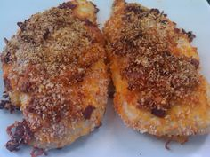 Michele's Woman Cave: Bacon & Cheese Chicken Breasts
