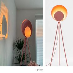 The diffuser floor lamp is one of our most conspicuous pieces, the back lit disk reflects the light creating the perfect corner accent with no glare. It comes in a range of colours. Bedroom Lighting, Bedroom Decor, Bedroom Ideas, Interior Design Living Room, Interior Decorating, Love Design, Design Ideas, Solution, Lighting Design