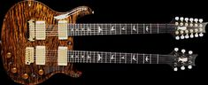 Paul Reed Smith Double Neck Guitar