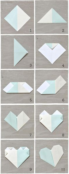 http://es.weddbook.com/entry/1931180/diy-origami-heart-escort-cards