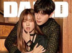 Lee Jong Suk y Han Hyo Joo vuelven a mostrar su química para Dazed via @soompi