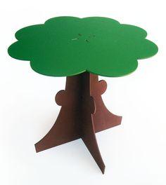 Suporte Árvore para Doces e Cupcakes