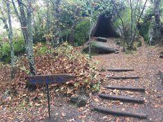 Cueva del oso, senda ecológica. ( San Lorenzo del escorial)