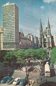 Praça da Sé 1965