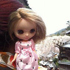 Lili em Kyoto - eu quero muito!!!