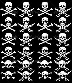 tattoo jolly roger - Google Search