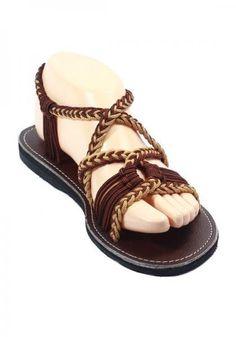 3bd2b46b9f3 Handmade sandal - finished Summer Shoes
