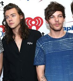 """Fans of Louis Tomlinson and Harry Styles became upset Thursday when a trending topic on Twitter deemed """"Larry,"""" the supposed romantic relationship between the One Direction singers, """"not real."""" Find out what's going on here."""