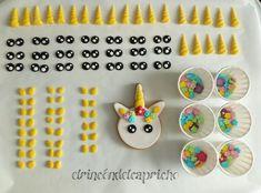 Galletas Unicornio Cake, Desserts, Food, Unicorn Cookies, Custom Cookies, Tailgate Desserts, Deserts, Kuchen, Essen