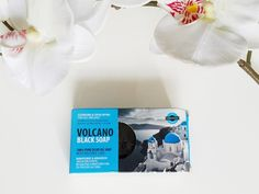Greek Beauty Product Must Haves! volcano lava soap