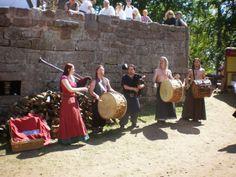 Wasgau News - Aktuelle News aus der Region: Traditionelles Burgfest mit Mittelaltermarkt in Da...