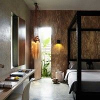 Villa Bali, master bedroom  Design by Osiris Hertman