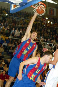 Roberto Dueñas #Barcelona #ACB