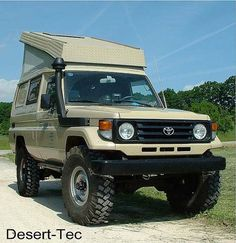 Want pics of LC Camper - Pirate4x4.Com : 4x4 and Off-Road Forum