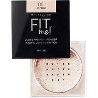 true dupe for laura mercier, Start Fit. This Maybelline Fit Me Loose Finishing Powder is available in a collection of shades to fit any skin tone. Best Drugstore Setting Powder, Drugstore Powder, Maybelline Powder, Maybelline Products, Best Drugstore Pressed Powder, Maybelline Superstay, Maybelline Makeup, Laura Mercier, Makeup Collection
