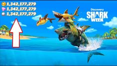 Hungry Shark World Mod APK unlimited money, coins 2020 Shark Week, Coins, Android, Hacks, Money, Game, World, Fictional Characters, Sharks