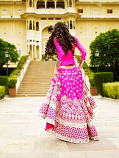 Anita Dongre...God How do they create such designs