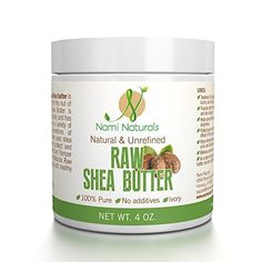 Whenever I need shea butter, this is the one I grab.  All-natural and it works perfect! http://www.amazon.com/dp/B00TI13504