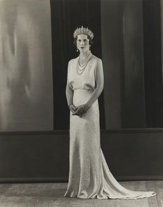 Helen, Queen Mother of Romania (nee Princess Helen of Greece), Bassano Ltd