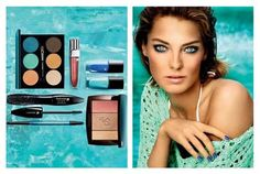 Summer 2013 Cosmetic Collections Lancome Aquatic Summer
