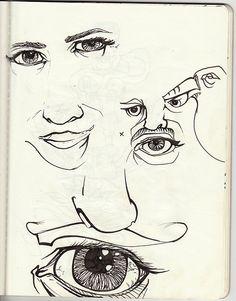 Love wierd sketches