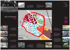 Derby Development Map 2013 A glance into the future regeneration of the city of Derby. City Of Derby, Management, Map, Marketing, Future, Future Tense, Location Map, Maps