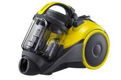 Samsung vacuum cleaner_ VC33P_ Yellow