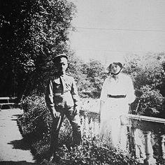 Alexei and Tatiana