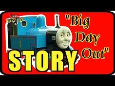 Story about Thomas The Tank Engine #thomastankengine