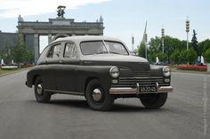 GAZ m-20 Prototype