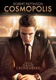 Robert Pattinson - Cosmópolis, perfeito!