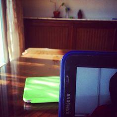 Olvídate de tu #tablet #tableta  y disfruta de lo te rodea #samsung #apple son #adictivos en nuestra vida #porunavidasana by #simbiosc #simbiosctv