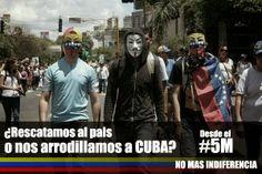 Anonymous Libertus: #5M PUEBLO NO TEMAS LA LIBERTAD ESTA EN MANOS DE L...