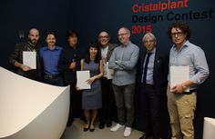 """Cristalplant Design Contest 2015"" award ceremony"
