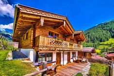 AnnoDazumal Chalet Ferienwohnung Zillertal0029