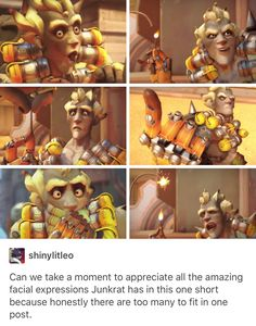 HAVE I TOLD Y'ALL HOW MUCH I LOVE JUNKRAT?????