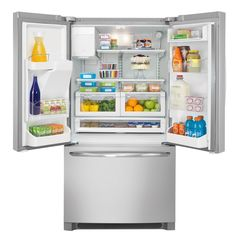 Frigidaire Gallery Refrigerator Reviews Ideas
