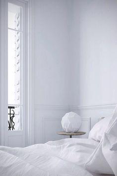 Angoli di casa #white #bedroom